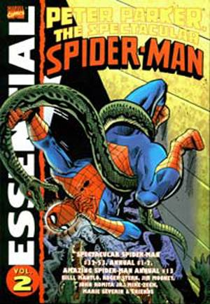 Essential Peter Parker, the Spectacular Spider-Man (2005-2011) #TP Vol 2