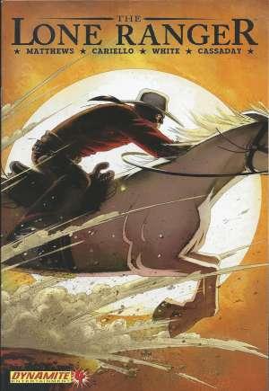 Lone Ranger (2006-2011)#4A