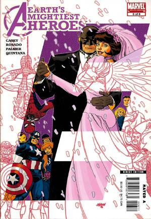 Avengers: Earth's Mightiest Heroes II (2007)#6