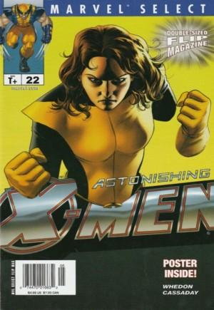 Marvel Select Flip Magazine#22