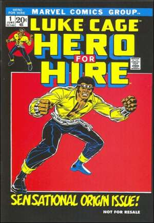 Hero For Hire (1972-1973)#1B