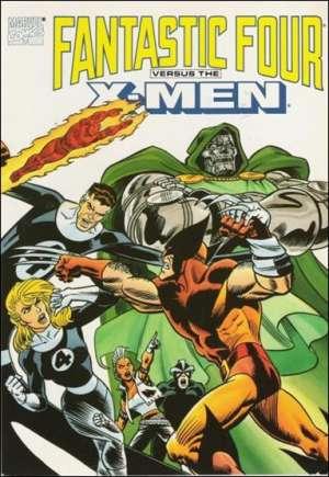 Fantastic Four vs. X-Men (1987)#TPA