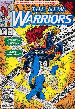 New Warriors (1990-1996) #27B