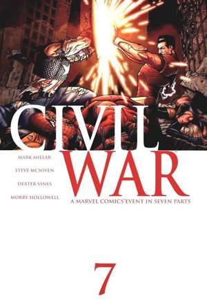 Civil War (2006-2007)#7A