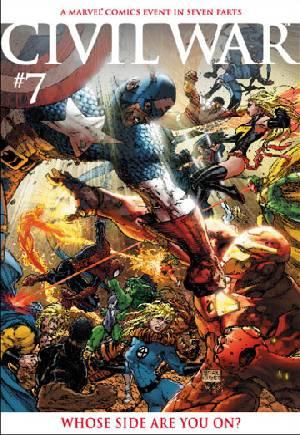 Civil War (2006-2007)#7B