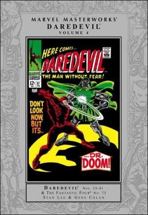 Marvel Masterworks: Daredevil (2003-Present)#HC Vol 4A