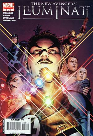 New Avengers: Illuminati (2007-2008)#2