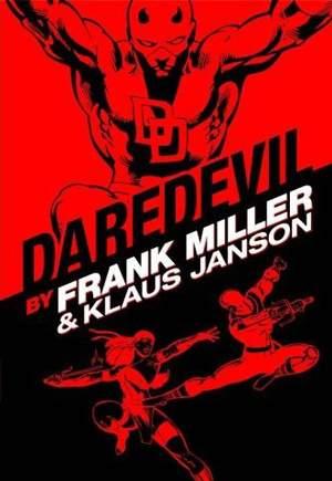 Daredevil by Frank Miller & Klaus Janson Omnibus#HCA