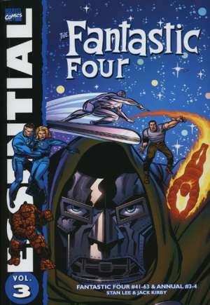Essential Fantastic Four #TP Vol 3B