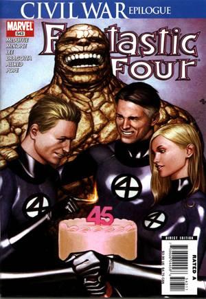 Fantastic Four (1998-2011)#543