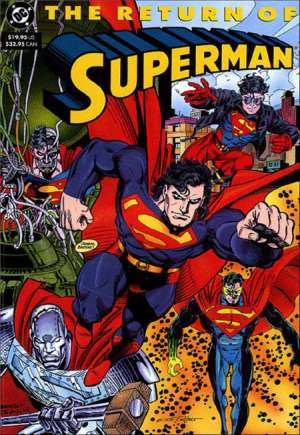 Superman: The Return of Superman (1993) #TPA