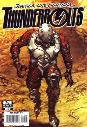 Thunderbolts (1997-2003, 2006-2012)#112C