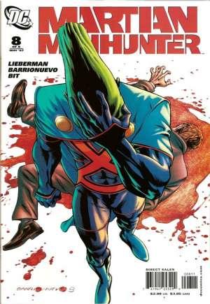 Martian Manhunter (2006-2007)#8