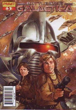Classic Battlestar Galactica#5A
