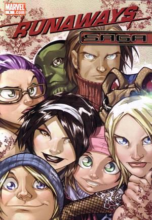 Runaways Saga (2007)#1