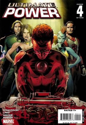 Ultimate Power (2006-2008)#4