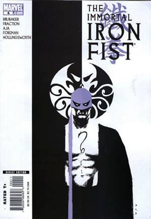 Immortal Iron Fist (2007-2009)#4