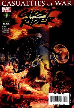 Ghost Rider (2006-2009)#10