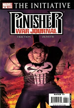 Punisher: War Journal (2007-2009)#6