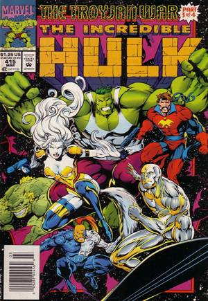 Incredible Hulk (1968-1999)#415A