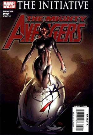 Mighty Avengers (2007-2010) #2B