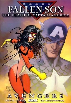 Fallen Son: The Death of Captain America#2B