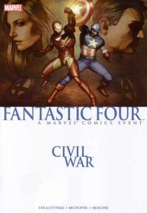Civil War: Fantastic Four#TPA