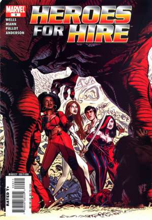 Heroes for Hire (2006-2007)#9