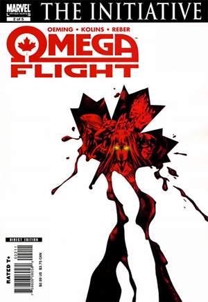 Omega Flight (2007)#2
