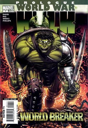 World War Hulk Prologue: World Breaker (2007)#One-ShotA