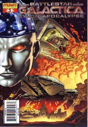Battlestar Galactica: Cylon Apocalypse#3A