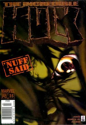 Incredible Hulk (2000-2008)#35A