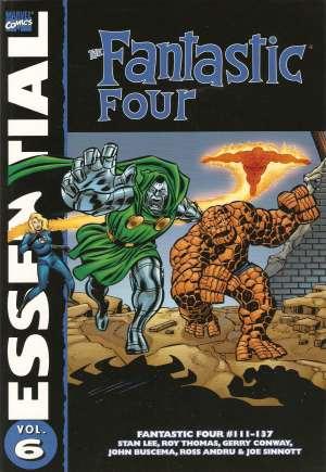 Essential Fantastic Four#TP Vol 6