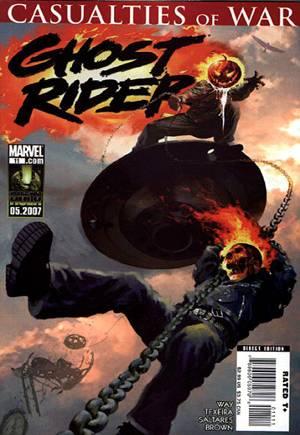 Ghost Rider (2006-2009)#11