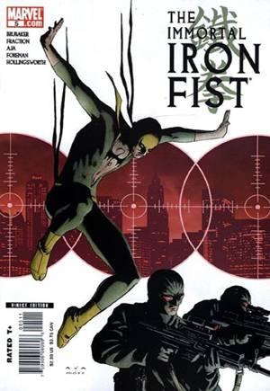 Immortal Iron Fist (2007-2009)#5