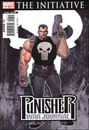 Punisher: War Journal (2007-2009)#7A