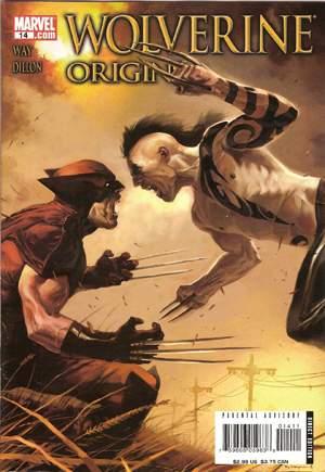 Wolverine: Origins (2006-2010)#14