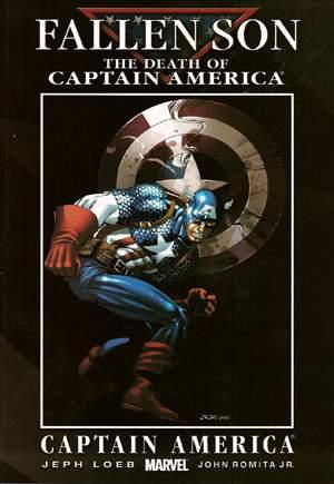 Fallen Son: The Death of Captain America#3A