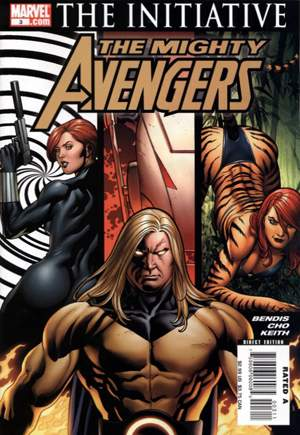Mighty Avengers (2007-2010) #3B