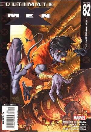 Ultimate X-Men (2001-2009)#82