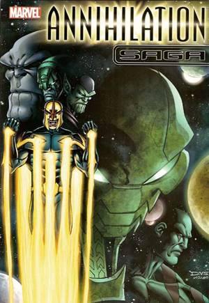 Annihilation Saga (2007)#1