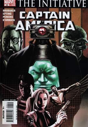 Captain America (2005-2011)#26