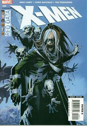 X-Men (1991-2001, 2004-2008)#199B