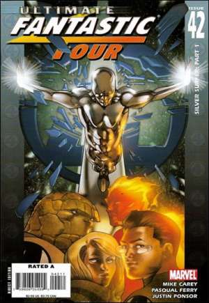 Ultimate Fantastic Four (2004-2009) #42