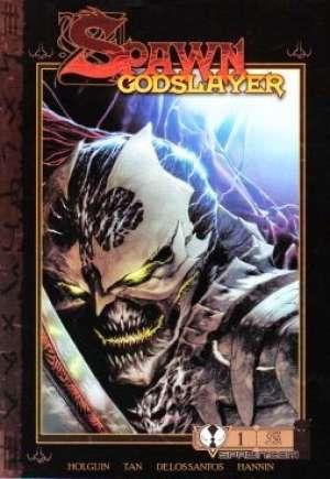 Spawn: Godslayer (2007-2008)#1