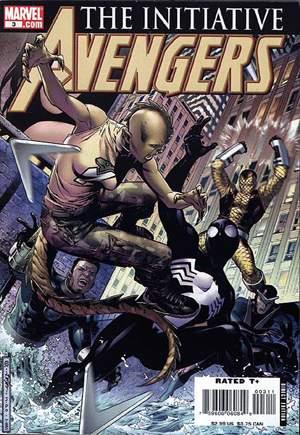 Avengers: The Initiative (2007-2010)#3