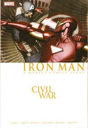 Iron Man (2005-2009)#TP Vol 3