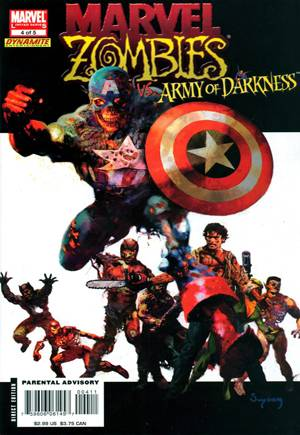 Marvel Zombies/Army of Darkness (2007)#4