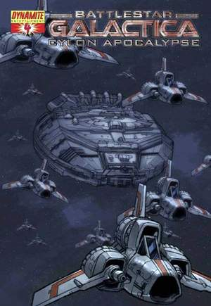 Battlestar Galactica: Cylon Apocalypse#4B