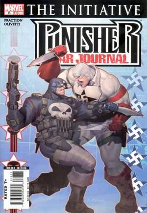 Punisher: War Journal (2007-2009)#8